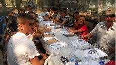 Në organizim të Unionit të Maqedonasve në Shqipëri, nga 27 gusht e deri në 2 shtator 2012 u mbajt kampi veror për gjuhën maqedonase në Kavajë, Shqipëri. Në kampin veror […]
