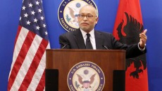 The US Ambassador condemned the recent intimidation of ethnic Macedonian minorities in Liqenas (Pustec) by some misguided individuals, saying that such behaviour is completely unacceptable and should be rejected categorically […]