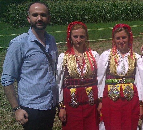 Прослава на денот на независноста на Р.Македонија во Голо Брдо