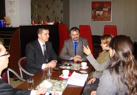 Од средбата во Корча