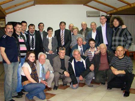 Преставници на Македонците од соседните земји на Македонија во Прилеп