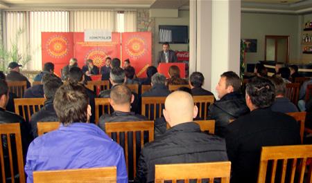 Мала Преспа, Македонска алијанса за европска интеграција
