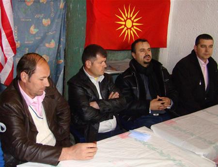 Требиште, Голо Брдо, Македонска алијанса за европска интеграција