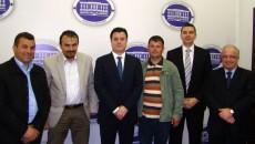 Во Тирана на 22 април 2013 година, делегација на Македонска алијанса за европска интеграција предводена од претседателот Едмонд Темелко, подпреседателите Бесник Хасани и Таќо Гроздани и генералниот секретар Васил Стерјовски […]