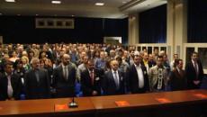 На 6 април 2013 година во големата сала на Националниот историски музеј во Тирана се одржа Вториот конгрес на единствената македонска партија во Република Албанија - Македонска алијанса за европска […]