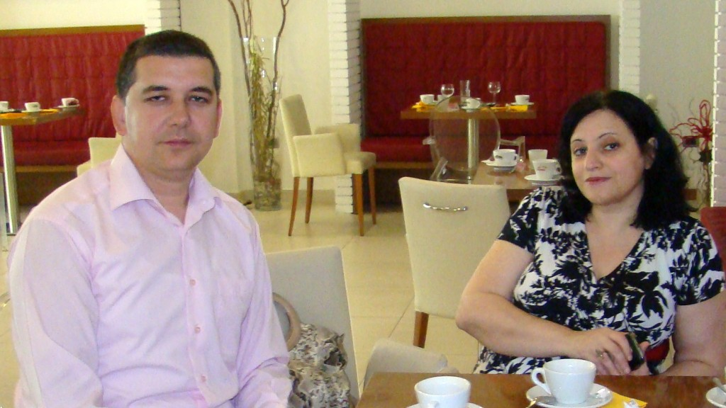 Васил Стерјовски и Ирма Бараку, Комисионер за Заштита од Дискриминација