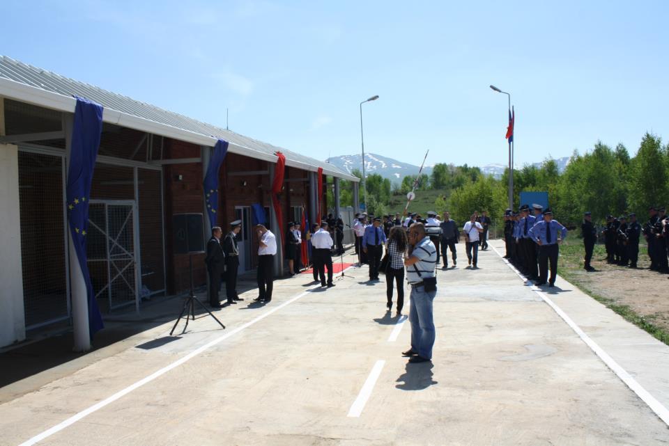Отворање на граничниот премин Шиштавец-Крушево