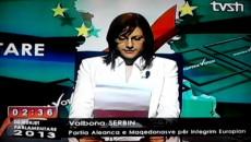 Македонската патија, Македонска алијанса за европска интеграција, МАЕИ, на 1-ви јуни 2013 година на албанската државна телевизија ја претстави изборната програма Постигнувањата на партијата, или како што рече, бројни резултати […]