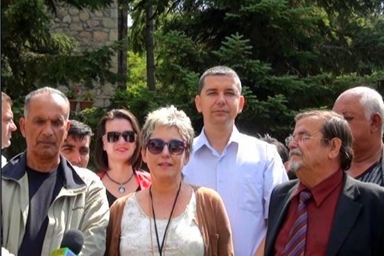 Од прес-конференцијата на преставниците на малцинствата во Москополе