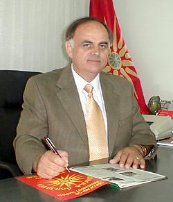 Ѓорѓија Џорџ Атанасовски