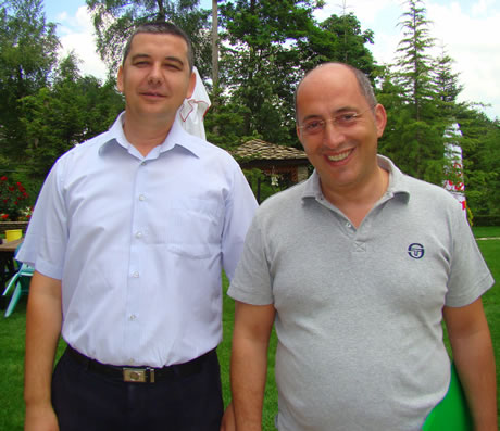 Васил Стерјовски и Игли Тотозани