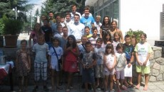 """Во организација на Министерството за надворешни работи, од 18 до 25 август 2013 год., во Охрид се одржува вториот Летен камп """"Ја сакам Македонија"""" на којшто учествуваат вкупно 35 ученици, […]"""