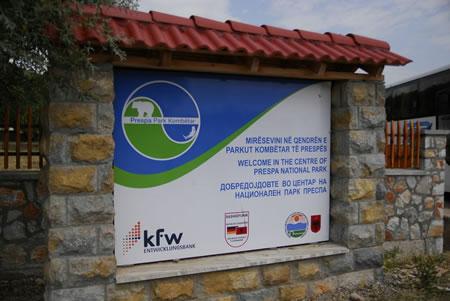 Parku Kombëtar Prespa