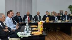 За време на престојот во Република Албанија, претседателот на Република Македонија д-р Ѓорге Иванов, на 17-ти септември оствари средба со претставниците на македонската заедница во Република Албанија. Средбата се одржа […]
