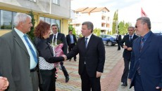 Macedonians in Albania must stimulate any progress of the country they live in, because this is in the interest of the Euro-integration process, said President Gjorge Ivanov at Thursday's meeting […]