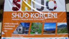 """""""Вкусија Koрчa """", беше панаѓурот што се одржа во Корча, кој за своја цел имаше промоција на био-туризмот за сите оние производители во регионот кои произведуваат разни био производи. Овој […]"""