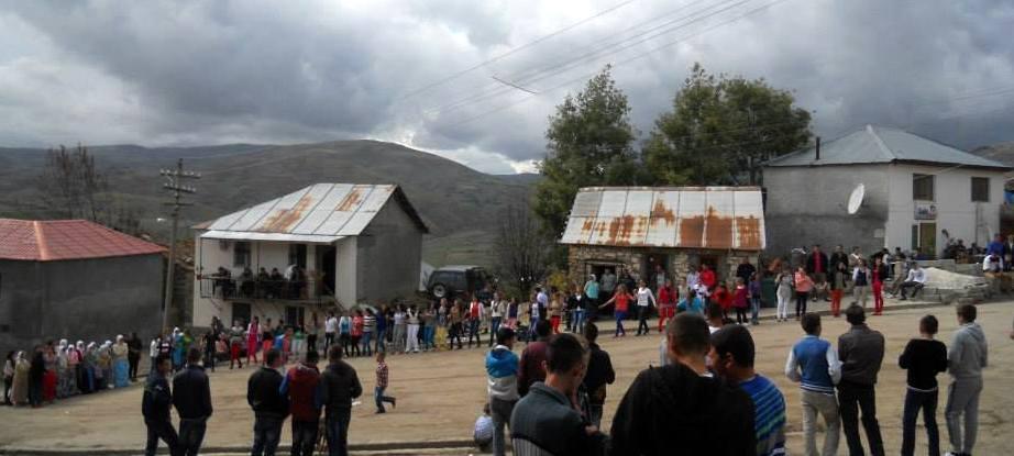 Од прославата на Курбан Бајрам во Шиштавец, Гора