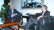 Министерот за правда Насип Начо, оствари средба со амбасадорот на Република Македонија Стојан Карајанов. Амбасадорот Карајанов му честиташе на министерот Начо за новата задача, истакнувајќи дека многу добрата соработка меѓу […]