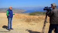 Këto ditë një ekip xhirimi i televizionit kombëtar italian RAI 3 të udhëhequr nga gazetari i njohur italian Stefano Marcelli vizituan zonën e Prespës. Qëllimi i qëndrimit të ekipit të […]