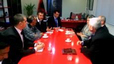 Министерот за социјална политика и младина Ерион Велиај, оствари средба со делегација на преставници на македонското, ромското, српско-црногорскоти, влашкото, бошњачкото и еѓиптјанското малцинство. На средбата се разговараше за повеќе прашања […]