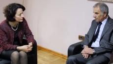 Министерката за урбан развој и туризам, Енглантина Ѓермени оствари средба со амбасадорот на Македонија во Албанија, Стојан Карајанов, каде разговараа за можностите за соработка меѓу двете земји во областа на […]