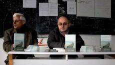 """Денес во училиштето """"Трајан Ѓеорѓиовски и Митре Колевски"""" во Пустец беше одржана промоција на книгата """"Сто години копнеж"""" од охридскиот писател Мишо Јузмески. За творештвото на авторот зборуваше Тоде Илиевски, […]"""