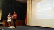 """По повод, 21 мај Светскиот ден на културната различност, министерството за култура на Албанија во соработка со Националниот историски музеј, под мотото """"Покажија твојата култура"""" организираа во просториите на Националниот […]"""