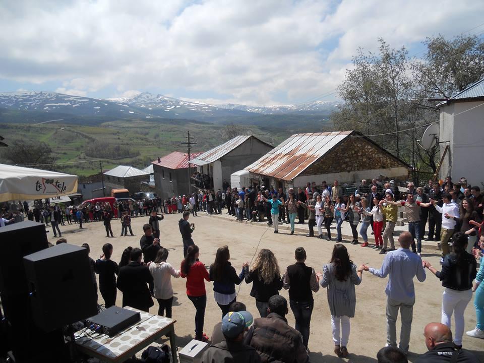 Прослава на Ѓурѓовден, Шиштавец, Гора
