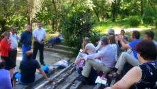 Agjensia Federale Gjermane për Edukim Qytetar organizoi një turne tetë-ditore për gazetar gjermanë në Shqipëri. Gazetarët të cilët vininë nga disa media gjermane si ARD, kanali i pare publik, RTL, […]