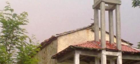 Македонците во селото Ербеле, областа Поле или Долни Дебар, Албанија, кое се наоѓа во близина на македонската граница кај Дебар, на 18-ти август 2013 година го одбележаа големиот христиjански празник...