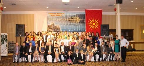 По шести пат традиционално на 22 ноември во Мисисага, Канада, Македонците со потекло од Мала Преспа кој што живеат во Канада и Америка организиираа македонска вечер по повод православниот празник...