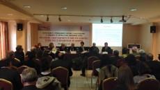 """Албанскиот Народен правобранител Игли Тотозани на 20 декември во хотелот """"Мондиал"""" во Тирана организираше годишна конференција со невладиниот сектор каде го престави првиот извештај за положбата на малцинствата во Албанија. […]"""