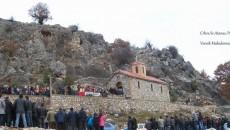 Festa e Krishtlindjeve, dita e lindjes së Krishtit, u festua mes Maqedonasve ortodoks në Shqipëri. Nën frymën e traditës dhe zakonet maqedonase, duke shkëmbyer urimet për shëndet, lumturi, paqe dhe […]
