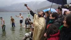 Besimtarët e krishterë Maqedonas në Shqipëri, festuan ditën e Ujit të Bekuar. Ceremonia e hedhjes së kryqit në ujë u mbajtë në zonat e Prespës dhe Gollobordës, në f.Vernik si […]