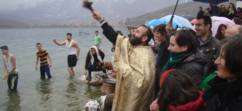 Православниот празник Водици беше прославен насекаде низ Албанија каде што живеат православните Македонци, Мала Преспа, Голо Брдо, Врбник и во поголемите градови низ Албанија. Во Мала Преспа традиционално сите села...