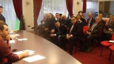 Во Министертвото за надврошени работи во Тирана се одржа средба на преставниците на малцинствата со претставници на Секторот за човекови права на ова Министертво. На средбата се дискутираше околу подобрувањето […]