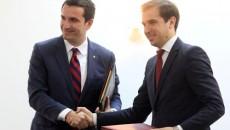 Министерот за труд и социјална политика Диме Спасов на 17 март 2015 година оствари билатерална средба со министерот за социјална сигурност и млади на Република Албанија, г. Ерион Велиај. Во […]