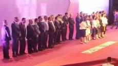 Албанската лева изборна коалиција Алијанса за европска Албанија (АСЕ) на Конвенција одржана во Тирана ги промовираше кандидатите за градоначалници за 61 општина, колку што Албанија има според новата административно територијална […]
