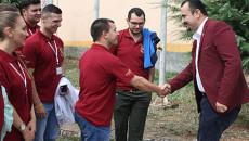 Учесниците на шестата по ред Школа за млади лидери, на 23 август, ја посетија Општина Пустец, Република Албанија, каде што се сретнаа со градоначалникот Едмонд Темелко, со членовите на администрацијата […]