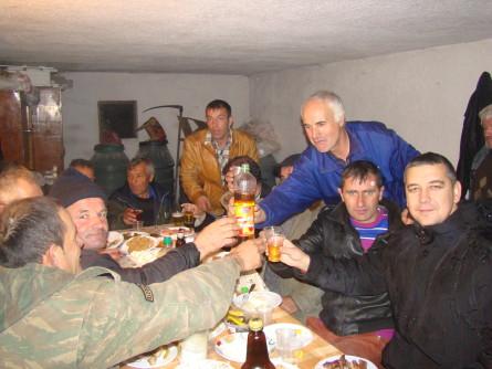 Горна Горица, Мала Преспа