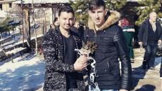 Besimtarët e krishterë Maqedonas në Shqipëri, festuan ditën e Ujit të Bekuar. Ceremonia e hedhjes së kryqit në ujë u mbajtë në zonën e Prespës, Gollobordës, f.Vernik si dhe në […]