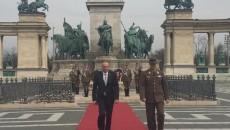 Со указ на претседател на Република Албанија, Бујар Нишани за нов амбасадор на Република Албанија во Република Унгарија, е назначен Ариан Спасе дипломат од кариера, етнички Македонец со потекло од […]